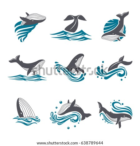 Save The Whales Stock Images Royalty Free Images