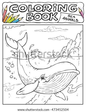 Cute Dinosaur Coloring Book Series Drawing Stock Vector 733288822
