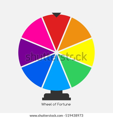 game wheel stock images, royalty-free images & vectors | shutterstock, Powerpoint templates