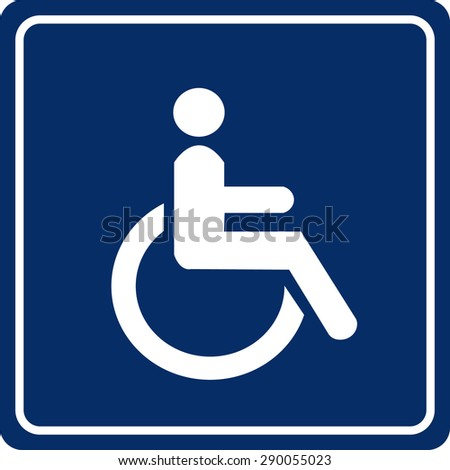 Handicap Sign Stock Images Royalty Free Vectors