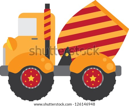 Cement Truck Toy Stock Images, Royalty-Free Images & Vectors ...