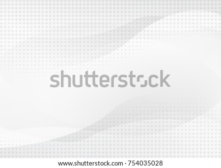 white abstract background with futurisctic and modern concept