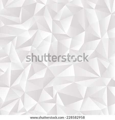 white abstract vector relief background  - stock vector