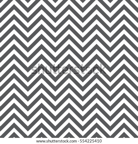 White and gray geometric chevron pattern background