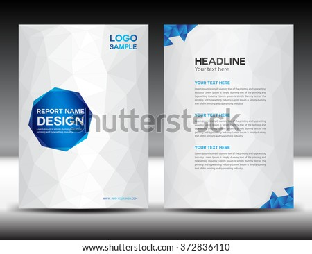 Simple Catalog Cover Design