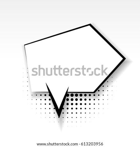 blank cartoon template