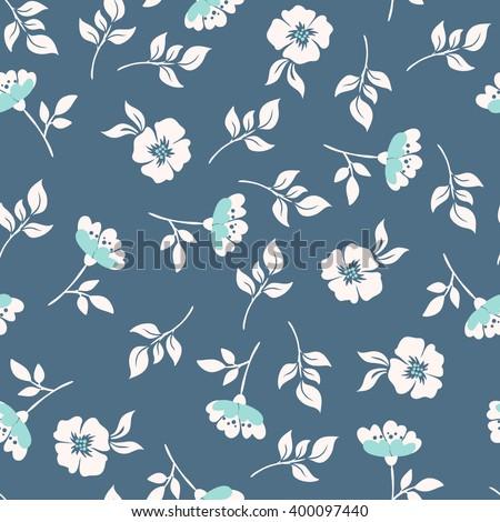 White briar. seamless pattern - stock vector