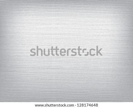 White canvas - stock vector