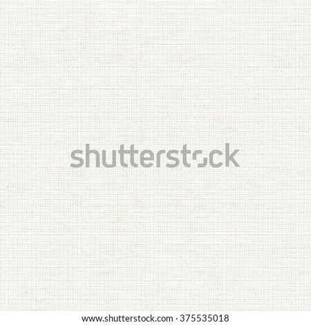White canvas background. Paper or cardboard texture. Abstract vector.