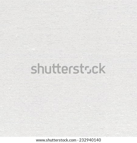white canvas with delicate grid to use as background or texture - stock vector
