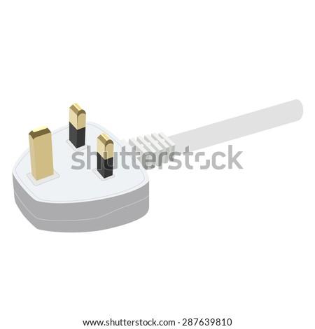 uk plug socket stock images royalty free images vectors. Black Bedroom Furniture Sets. Home Design Ideas