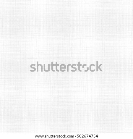 White linen paper texture. Abstract vector.