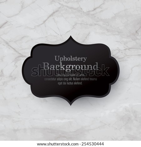 White marble background vector. Can be used in cover design, book design, website background, CD cover, advertising.  - stock vector