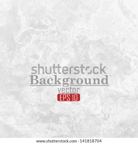 white marble texture background - stock vector
