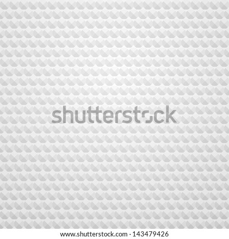 White Octagon Seamless Retro Vector Background Stock Vector