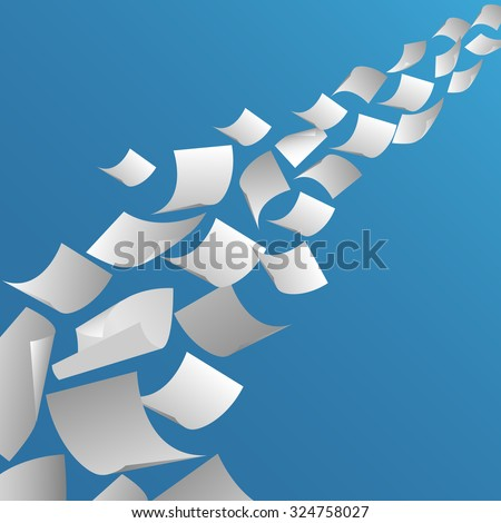 Flying Pages Stock Images Royalty Free Images Amp Vectors