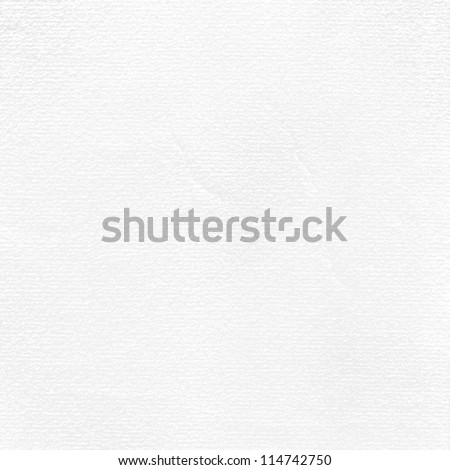 White paper watercolor texture with damages, folds and scratches. Vintage empty grayscale background with space for text. This vector illustration clip-art design element saved in 8 eps - stock vector