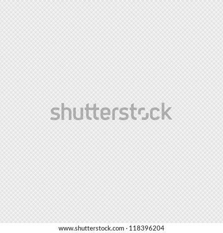 White seamless background - stock vector