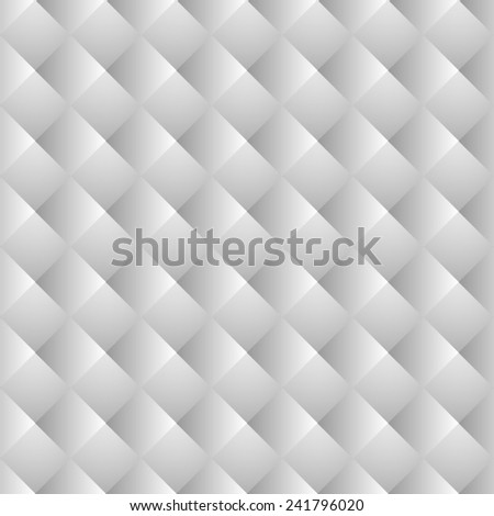 White seamless background tile paper weave with copy space - stock vector