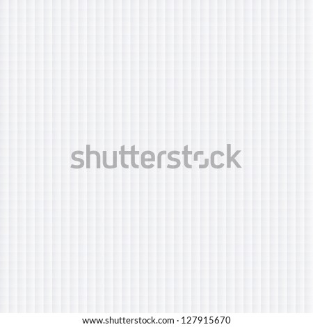 White seamless texture - stock vector
