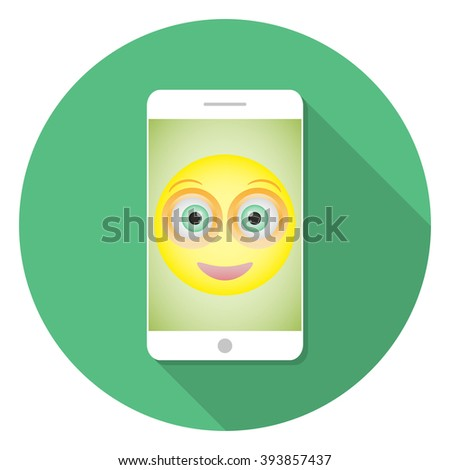 Free emotion icon for web chat online