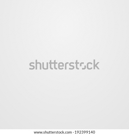 White striped texture - stock vector