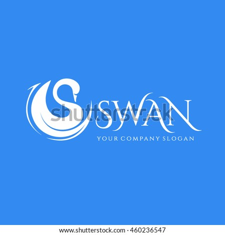 Swan Logo Stock Images, Royalty-Free Images & Vectors | Shutterstock