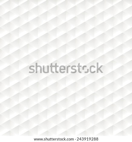 White texture background.  - stock vector
