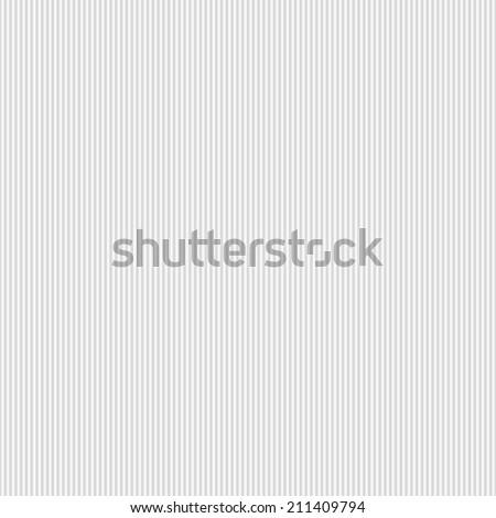 White texture, regular straight vertical lines. Vector background - stock vector