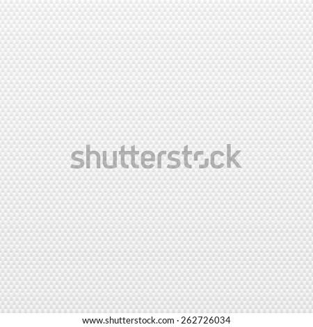 White texture, seamless - stock vector