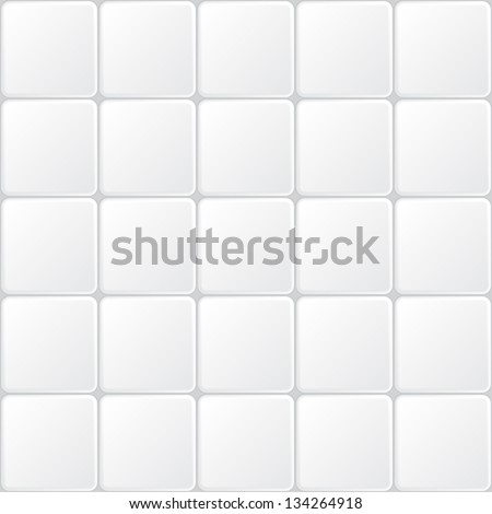white tile seamless pattern, minimalistic ve?tor background