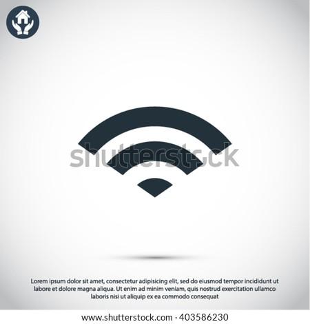 Wi-Fi icon, Wi-Fi vector icon, Wi-Fi icon illustration, Wi-Fi icon eps, Wi-Fi icon jpeg, Wi-Fi icon picture, Wi-Fi flat icon, Wi-Fi icon design, Wi-Fi icon web, Wi-Fi icon art, Wi-Fi ui icon. - stock vector