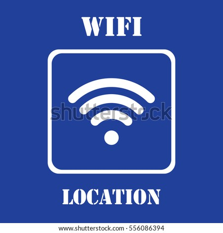 Stock images royalty free images vectors shutterstock for Localisation wifi