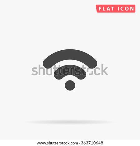 Wifi signal Icon Vector. Wifi signal Icon JPEG. Wifi signal Icon Picture. Wifi signal Icon Image. Wifi signal Icon JPG. Wifi signal Icon EPS. Wifi signal Icon AI. Wifi signal Icon Drawing - stock vector