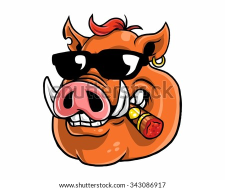 Wild Pig Stock Images Royalty Free Images Amp Vectors