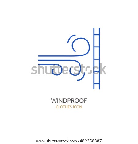 Windproof stock vectors images vector art shutterstock for Wind resistant material