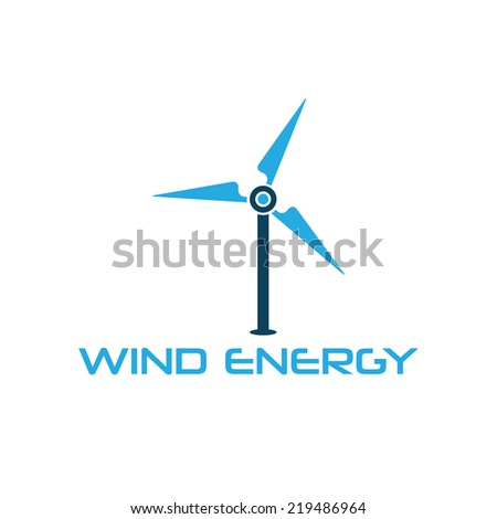 Wind Turbine Logo Stock Photos, Images, & Pictures | Shutterstock