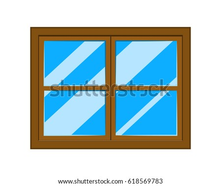 Newelle 39 s portfolio on shutterstock for Window design cartoon
