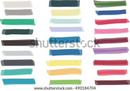 winter colors palette