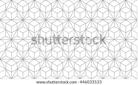 wire geometric vector background