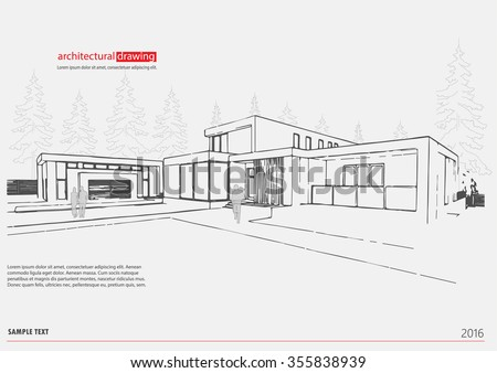 Architecture Drawing Template 15+ Free Architectural Drawings ...