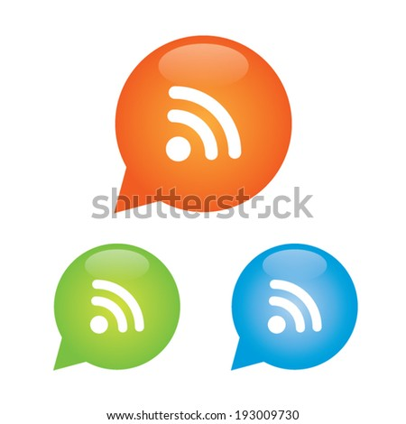 Wireless Connection Marker Icon - stock vector