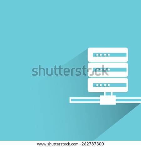 wireless router, network - stock vector