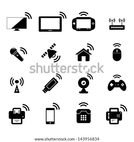 St55 Wiring Diagram as well Poromiesmokki B En besides Wifi Wiring Diagram besides Stock Vector Simple Inter  Of Things Icon Set Symbols For Iot With Flat Design furthermore Auxially Gutter Wiring Diagram. on internet wi fi thermostat