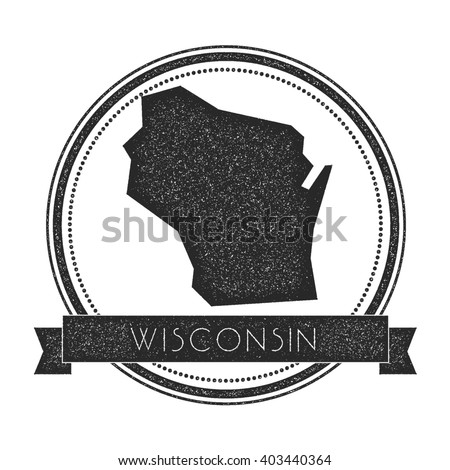 Wisconsin Map Stock Images RoyaltyFree Images Vectors - Wisconsin on us map