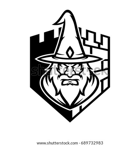 Wizard stock images royalty free images vectors for Logo creation wizard
