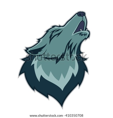 wolf howling stock images royaltyfree images amp vectors