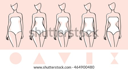 Female Body Shape Stock Images, Royalty-Free Images & Vectors ...