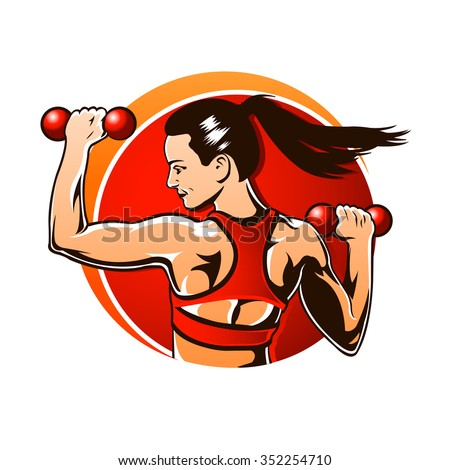 woman fitness