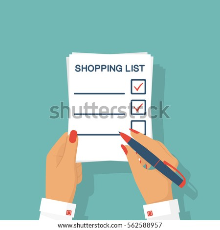 Inventory List Stock Images RoyaltyFree Images  Vectors